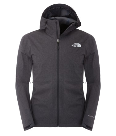 Куртка туристическая THE NORTH FACE 2015 Outerwear M GREAT FALLS JACKET TNFBLKH/TNFBLKH C6U