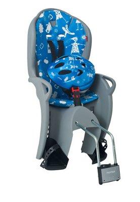 Детское Кресло Hamax Kiss Safety Package Серый/синий