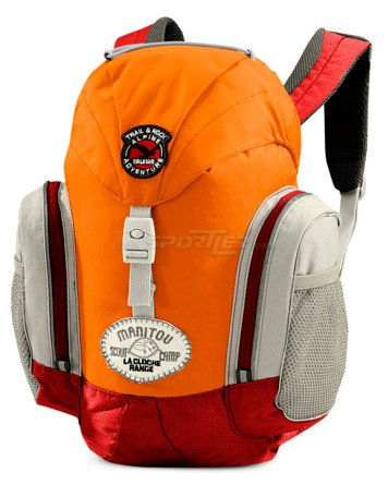Рюкзак Salewa Kiddy II dk orange/red (орнажевый)