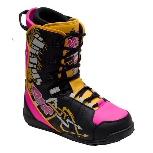 345e9bb50bd0 Ботинки для сноуборда Black Fire 2012-13 Scoop - купить недорого ...