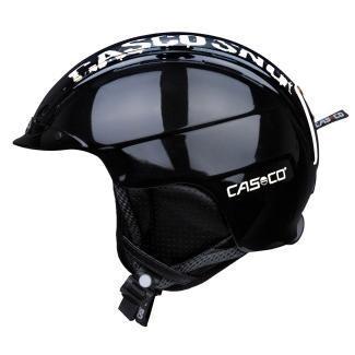 Зимний Шлем Casco Powder Black-White