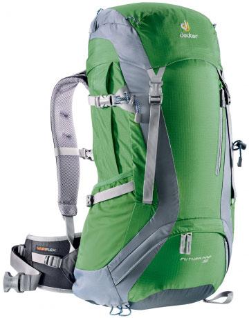 Рюкзак Deuter 2013 Futura Pro 38 emerald-titan Рюкзаки туристические 809528  - купить со скидкой