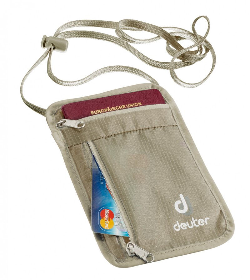 Кошелек Deuter 2015 Accessories Security Wallet Ii Sand от КАНТ