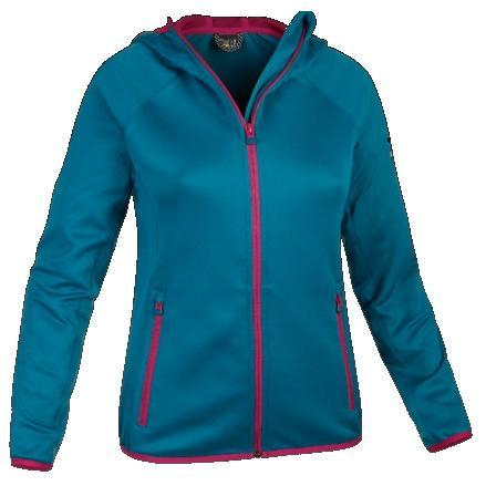 Жакет для активного отдыха Salewa PARTNER PROGRAM ALPINDONNA *CASTOR PL W HOOD JKT reef/6490