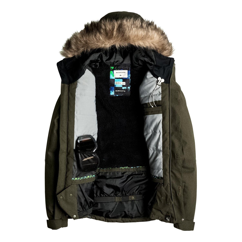 Куртка Сноубордическая Quiksilver 2016-17 Selector Plus M Snjt Csn0