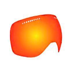 Купить Запасные линзы DRAGON APX rpl lens Red Ionized, Очки горнолыжные, 910612