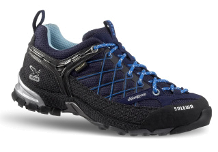 Треккинговые кроссовки Salewa Tech Approach S FIRE TAIL GTX enzian-sparta blue