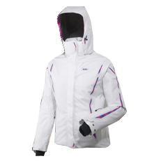 Купить Куртка горнолыжная Killy 2011-12 COGGIA W JKT WHITE / IRIS SHADE Одежда 739336