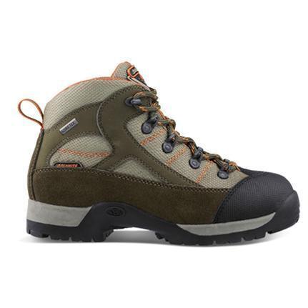 Купить Ботинки для треккинга (высокие) Dolomite 2012 Junior FLASH EVO GTX DARK GREEN-ORANGE, Треккинговая обувь, 766929
