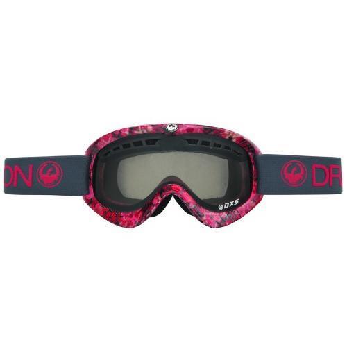 Купить Очки горнолыжные DRAGON 2014-15 DXS Prism / Smoke, горнолыжные, 1134871