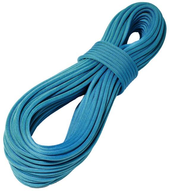 Купить Веревка динамика TENDON Lowe 9,7 (50 метров) blue Веревки, репшнуры 1362557