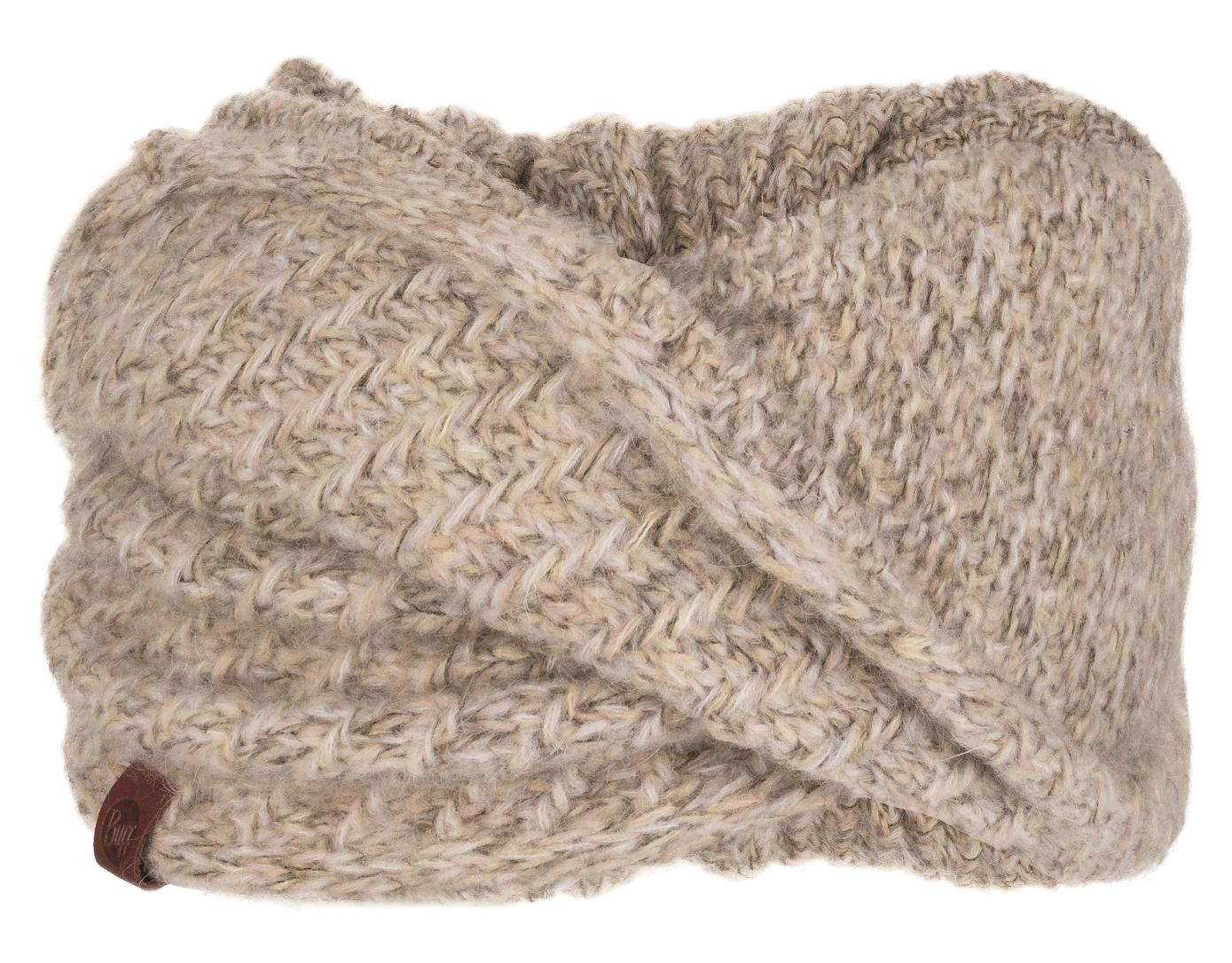 Шарф Buff Knitted Wrap Agna Sand