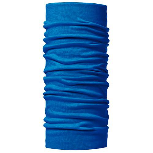 Бандана BUFF WOOL Solid Colors COBALT Банданы и шарфы Buff ® 875921  - купить со скидкой