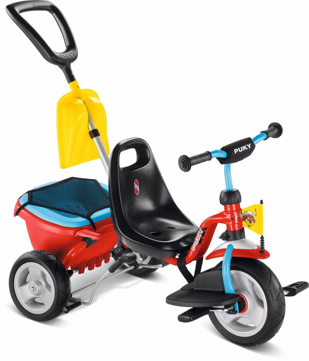 Велосипед Трехколесный Puky 2016 Cat 1Sp Red/blue