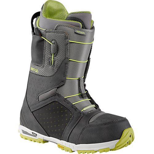 Купить Ботинки для сноуборда BURTON 2013-14 IMPERIAL GRAY/LIME, сноуборда, 912097