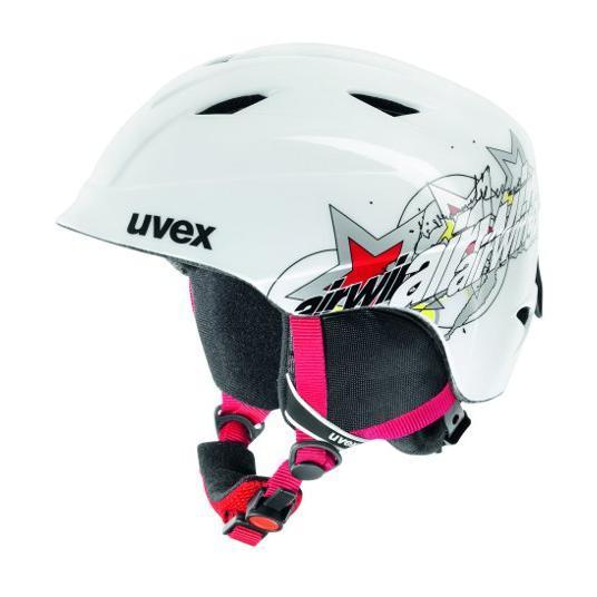Зимний Шлем UVEX Airwing 2 White Star, Шлемы для горных лыж/сноубордов, 847556  - купить со скидкой