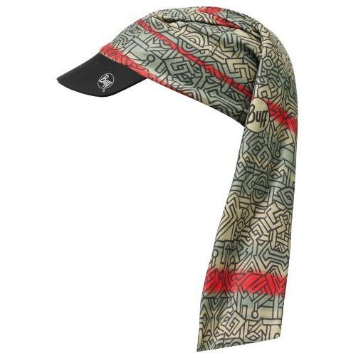Бандана BUFF Visor VISOR KENTE Банданы и шарфы Buff ® 830619  - купить со скидкой
