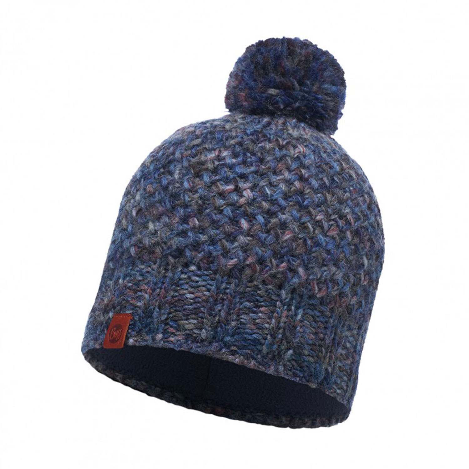 Шапка Buff Knitted & Polar Hat Margo Blue