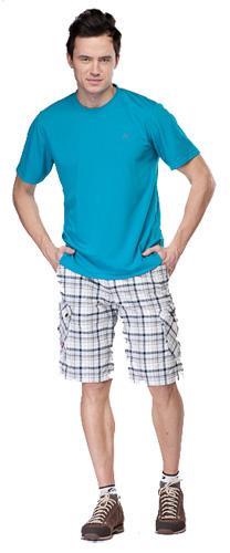 Купить Шорты для активного отдыха MAIER 2012 GLEN PRINT серый/принт Одежда туристическая 787245