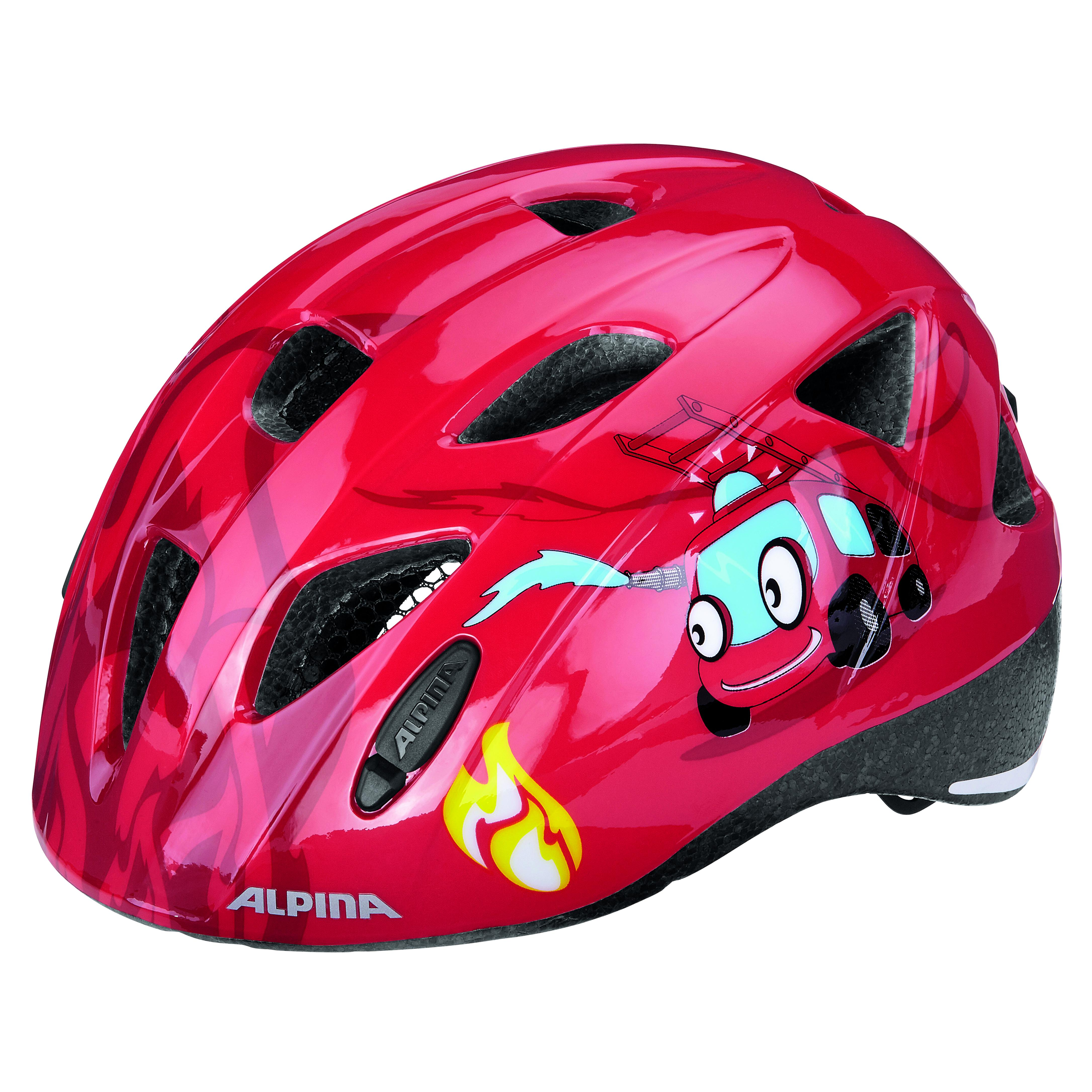 Велошлем Alpina 2018 Ximo Firefighter