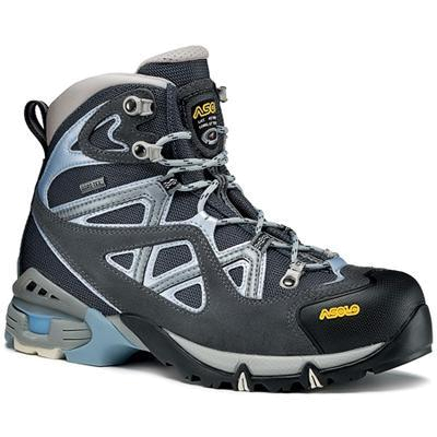 Купить Ботинки для треккинга (высокие) Asolo Hike Attiva GTX ML Graphite-Gunmetal Треккинговая обувь 757554