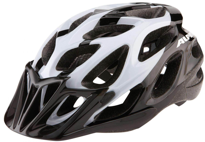 Летний шлем Alpina SMU SOMO THUNDER white-coolgrey, Шлемы велосипедные, 1180191  - купить со скидкой