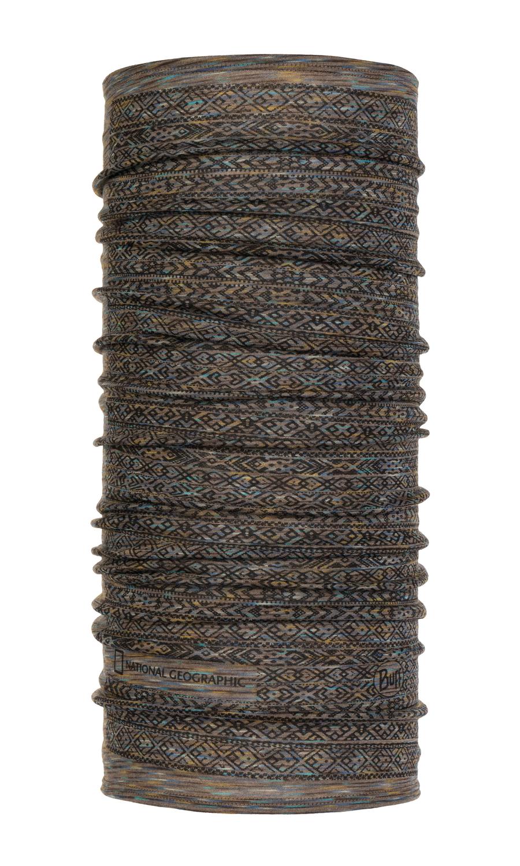 Бандана Buff National Geographic Lw Merino Wool Gard Fossil