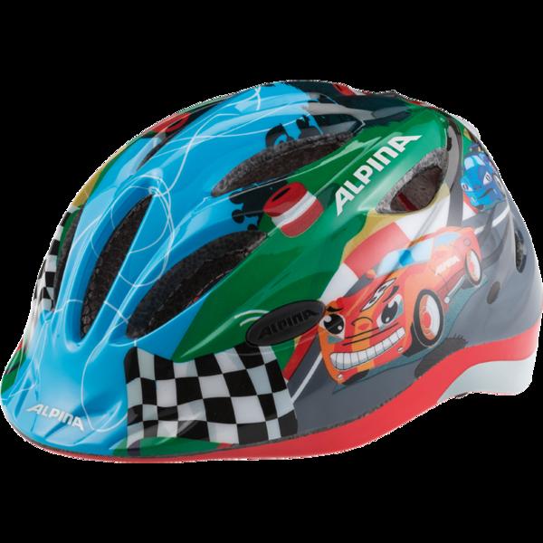 Велошлем Alpina 2018 Gamma 2.0 Flash Racing