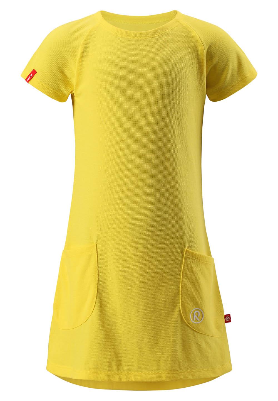 Платье для активного отдыха Reima 2018 Sommarlov YELLOW, Детская одежда, 1397726  - купить со скидкой