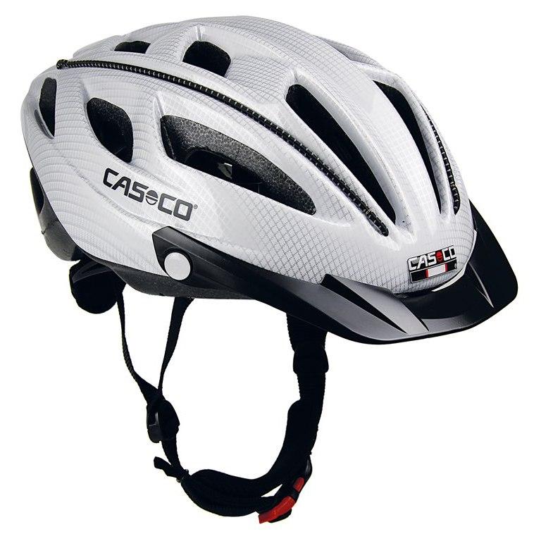 Летний Шлем Casco Town & Country Tecfire-Tc White Shiny