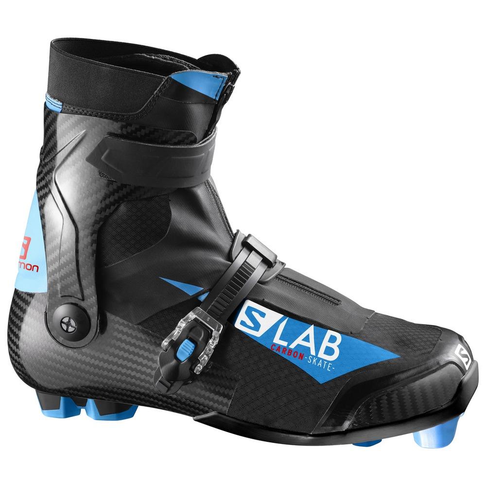 Купить Лыжные ботинки SALOMON 2017-18 S/LAB CARBON SKATE PROLIN, ботинки, 1361253