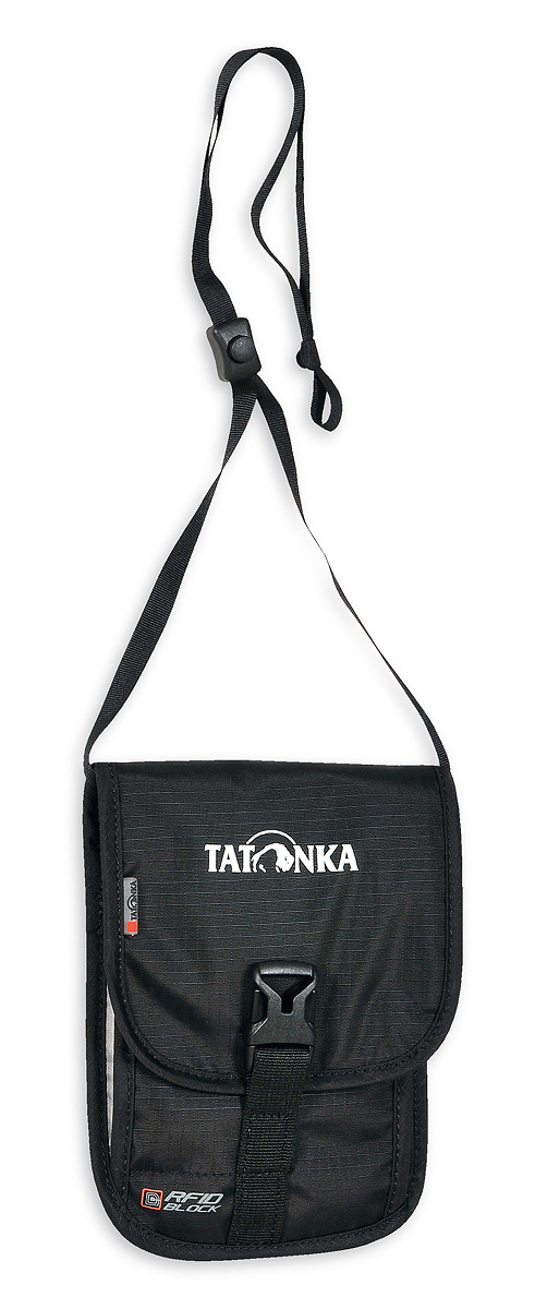 Кошелек Tatonka Hang Loose Rfid Black