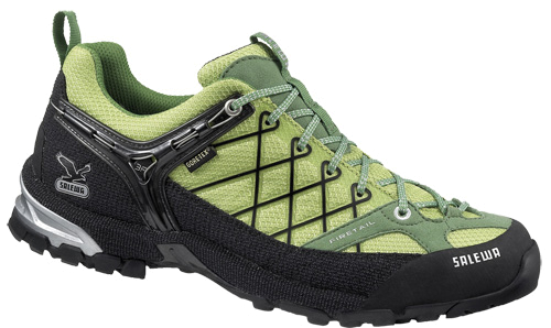 Треккинговые кроссовки Salewa Tech Approach Men's MS WILD FIRE chlorophil - cactus