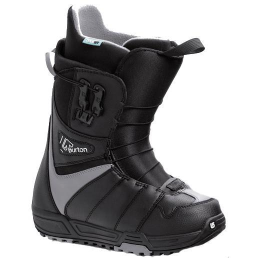 Купить Ботинки для сноуборда BURTON 2008-09 Mint Black/Light Grey, сноуборда, 468421