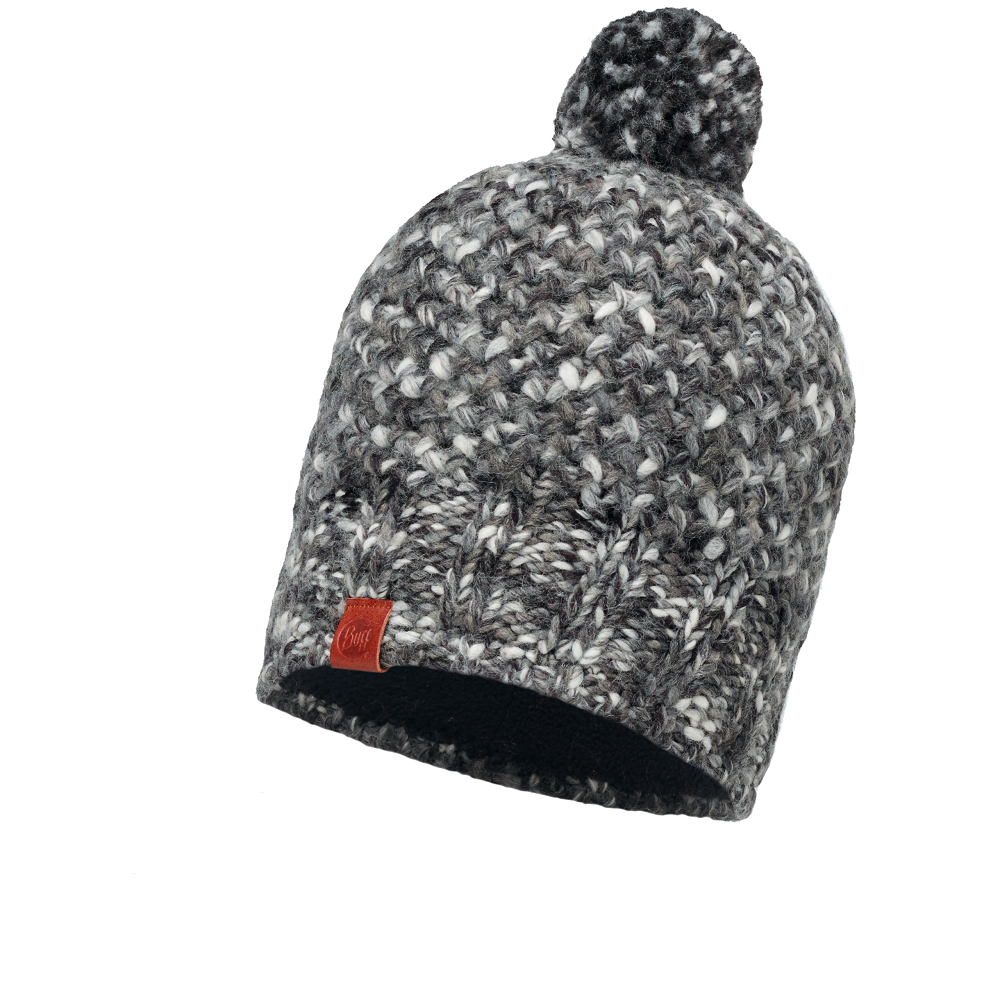 Шапка Buff Leisure Collection Knitted & Polar Hat Buff Margo Grey/od
