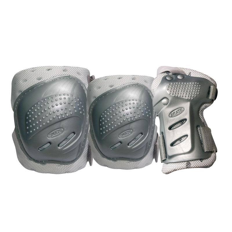 Купить Комплект 3-х элементов защиты TEMPISH 2016 COOL MAX 3-set (knee+elbow+wrists) Black, Защита, 1178534