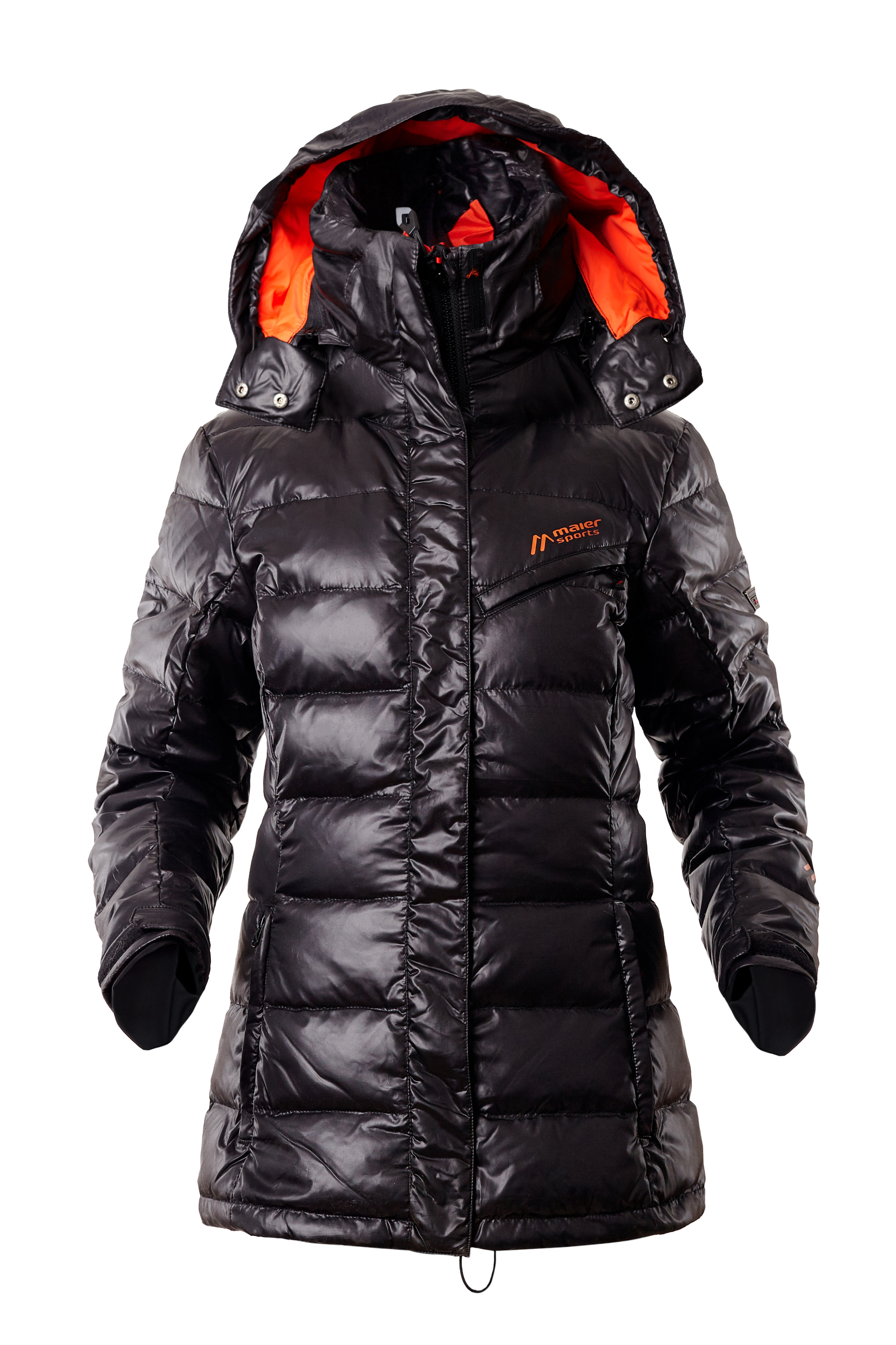 Купить со скидкой Куртка Горнолыжная Maier 2015-16 Julia Black