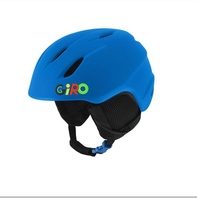 Зимний Шлем Giro 2017-18 Launch Matte Blue Wild