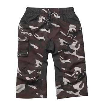 Купить Велошорты Polaris 2012 Kids Freerider Camo Хаки Детская одежда 770907