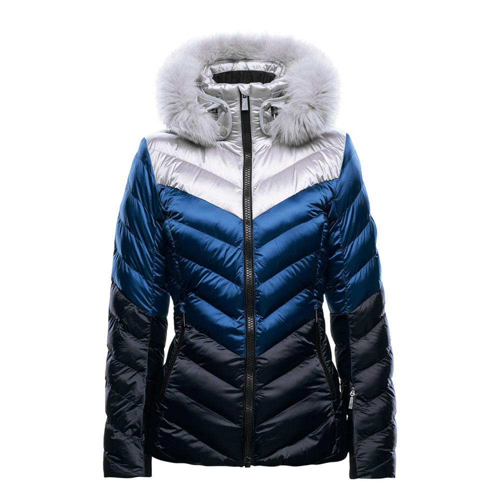 Купить Куртка горнолыжная TONI SAILER 2016-17 EMILY SPLENDID FUR dark sky Одежда 1294918