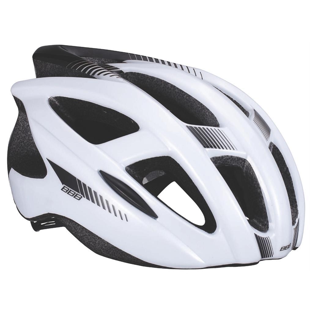Летний Шлем Bbb 2015 Helmet Hawk White Black