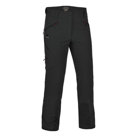 Купить Брюки туристические Salewa MOUNTAINEERING ALPINDONNA FREAK 2.0 DST W PNT black/6480 Одежда туристическая 1110456
