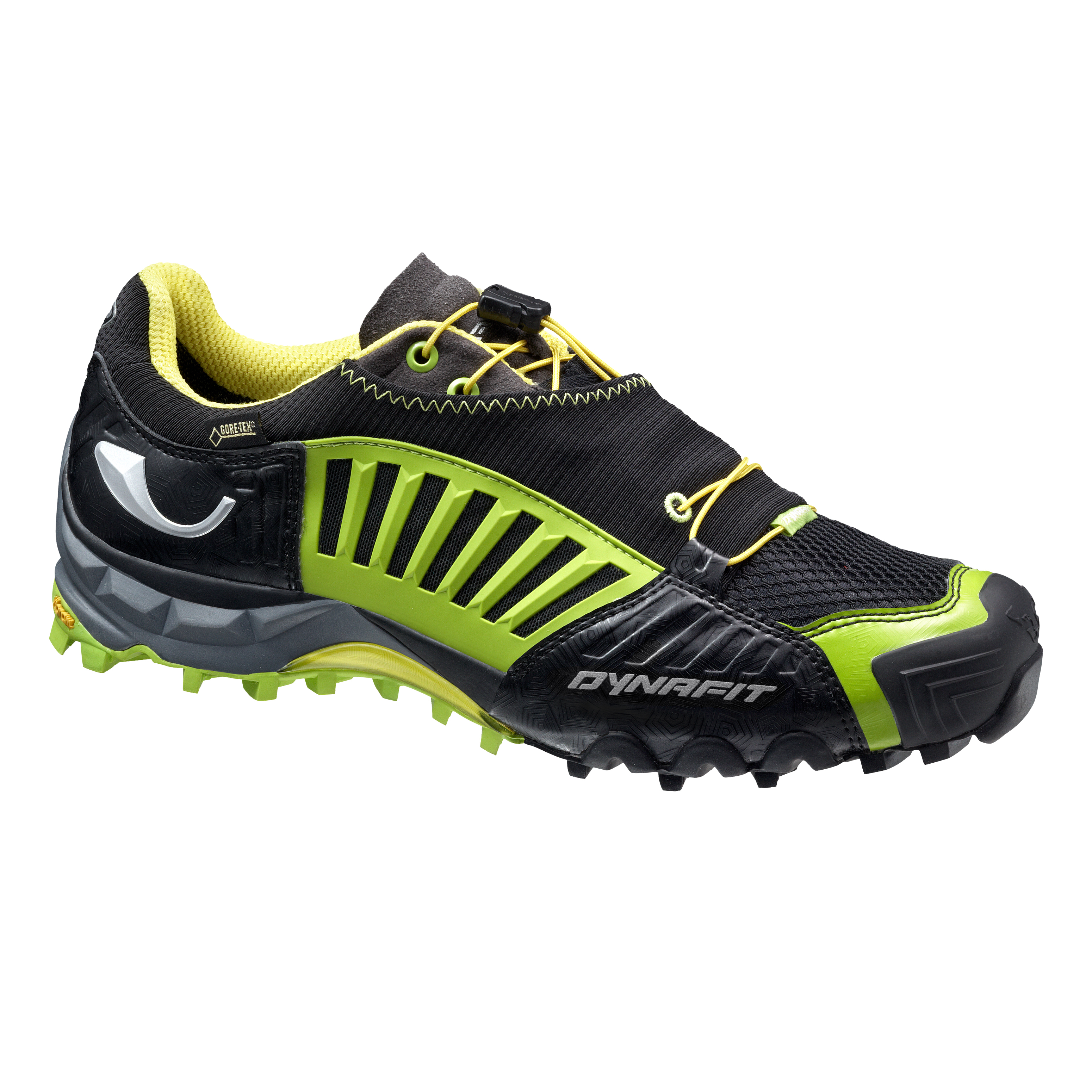 Купить Беговые кроссовки для XC Dynafit MS FELINE GTX Black/Cactus Кроссовки бега 1188433