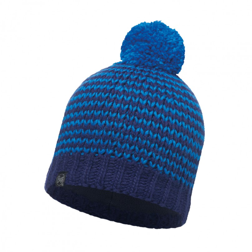 Шапка Buff Knitted & Polar Hat Dorn Blue