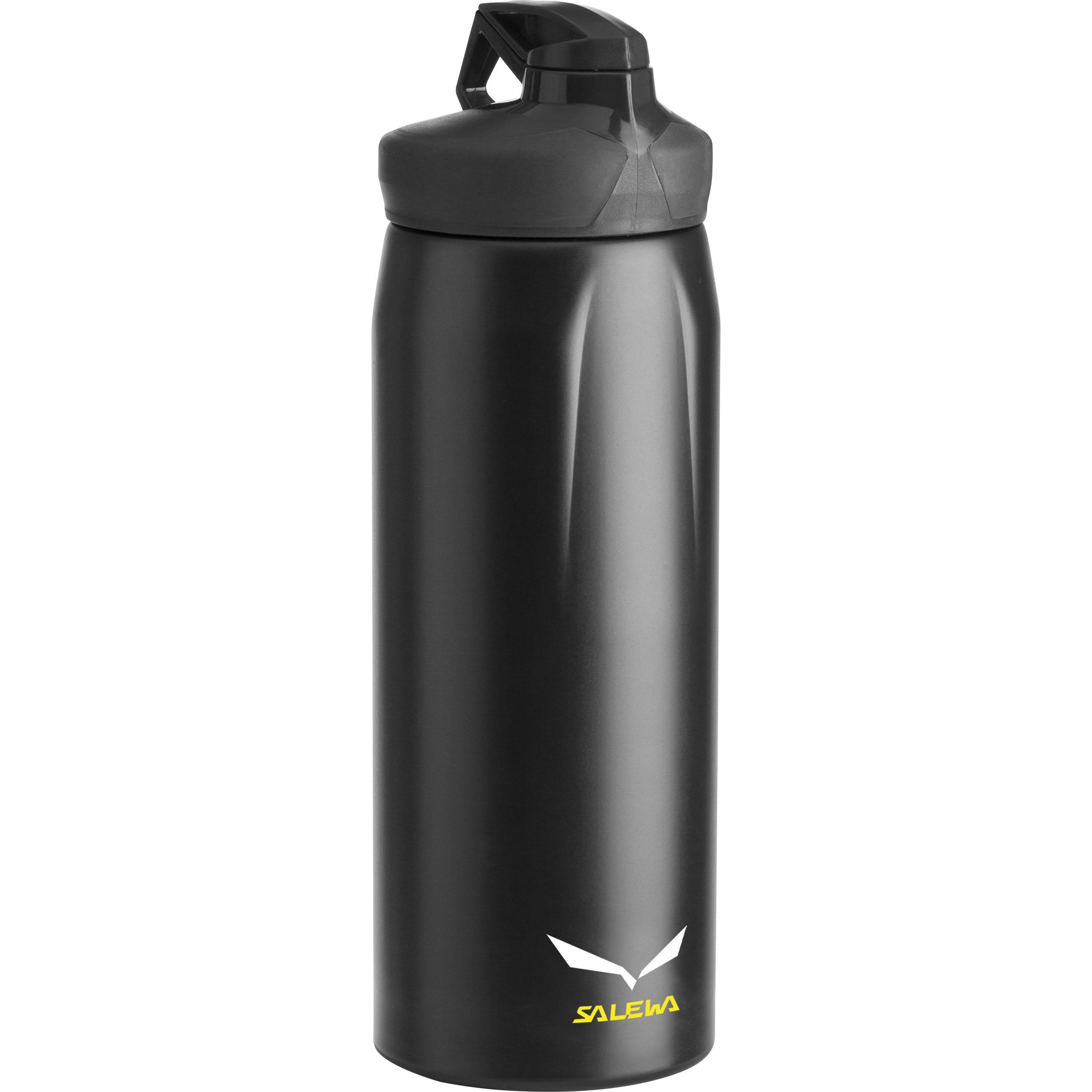 Фляга Salewa Bottles Hiker Bottle 1,0 L Black / от КАНТ