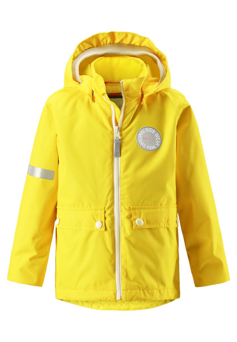 Купить Куртка для активного отдыха Reima 2017 Taag YELLOW, Детская одежда, 1325579
