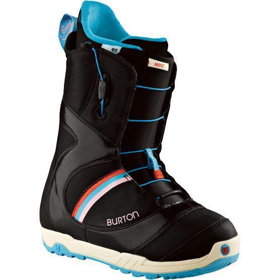 Купить Ботинки для сноуборда BURTON 2012-13 Mint Black/Multi, сноуборда, 844452