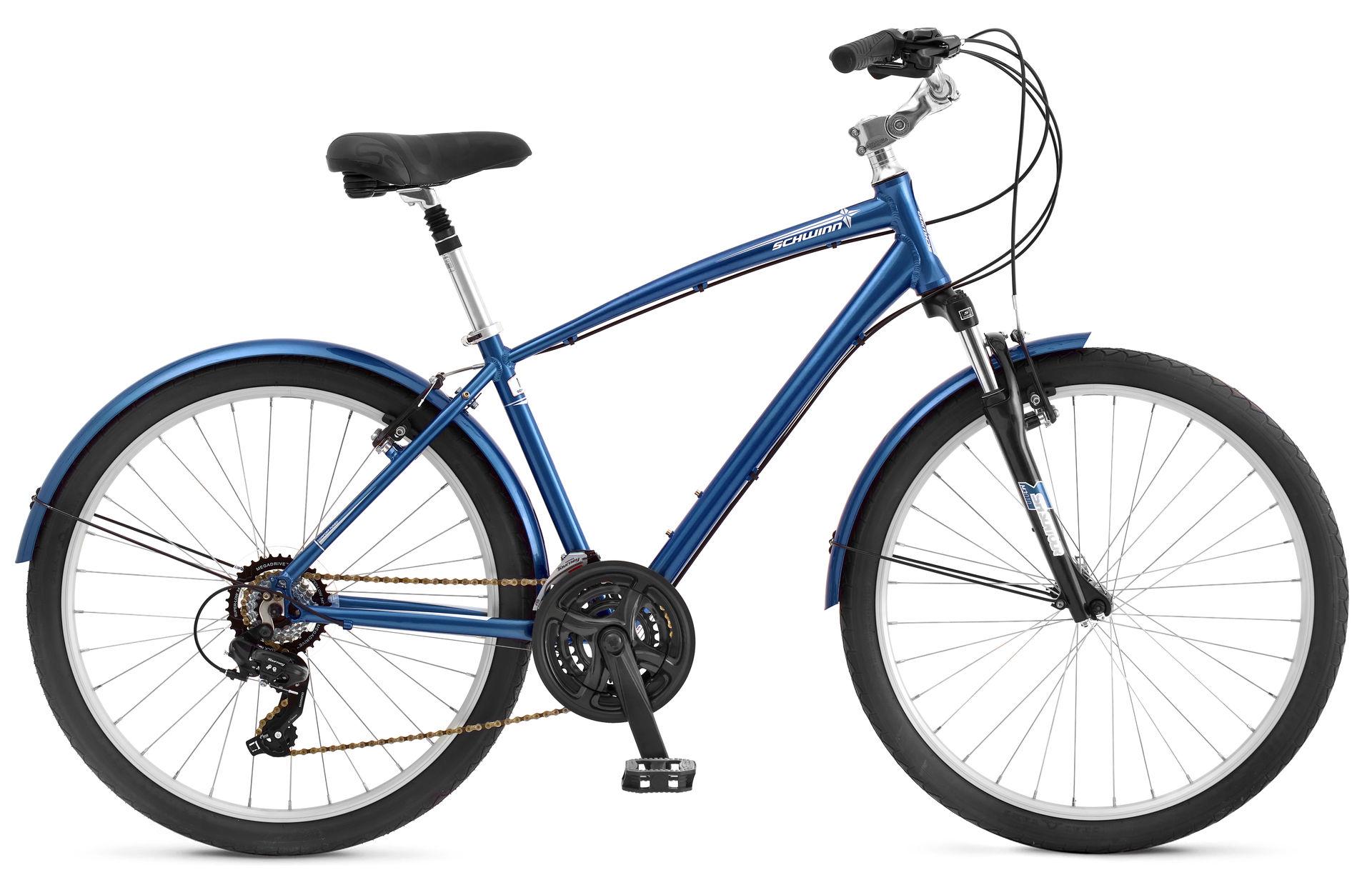 Велосипед Schwinn Sierra 2018 Blu