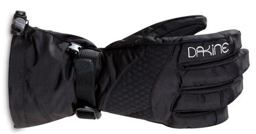 Купить Перчатки горные DAKINE 2011-12 LYNX GLOVE BLACK Перчатки, варежки 764890