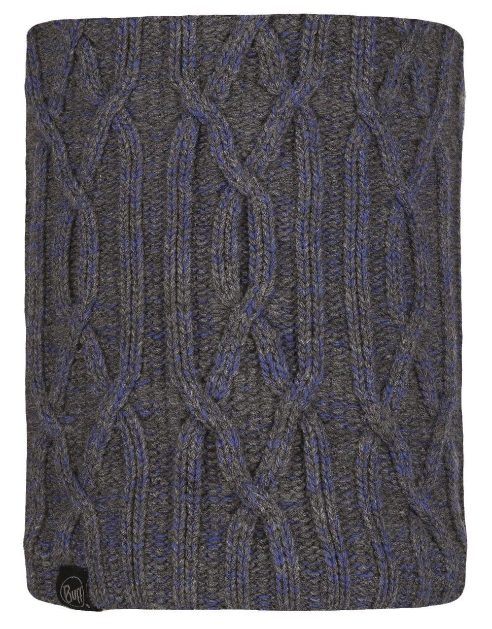 Шарф Buff Knitted & Polar Neckwarmer Idun Grey